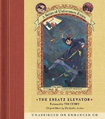 The Ersatz Elevator als Hörbuch