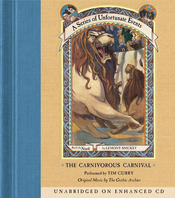 The Carnivorous Carnival als Hörbuch