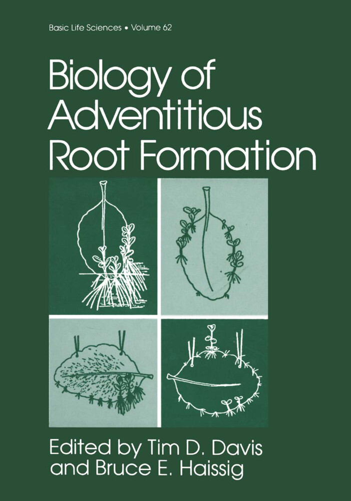 Biology of Adventitious Root Formation als Buch