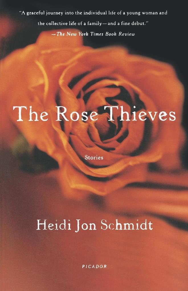 The Rose Thieves als Taschenbuch