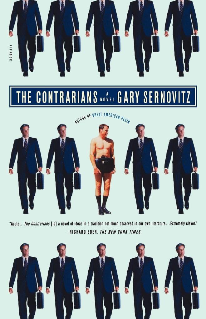 The Contrarians als Taschenbuch