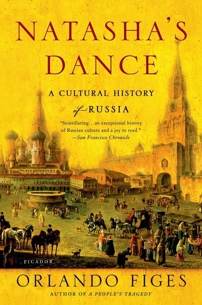 Natasha's Dance als Buch
