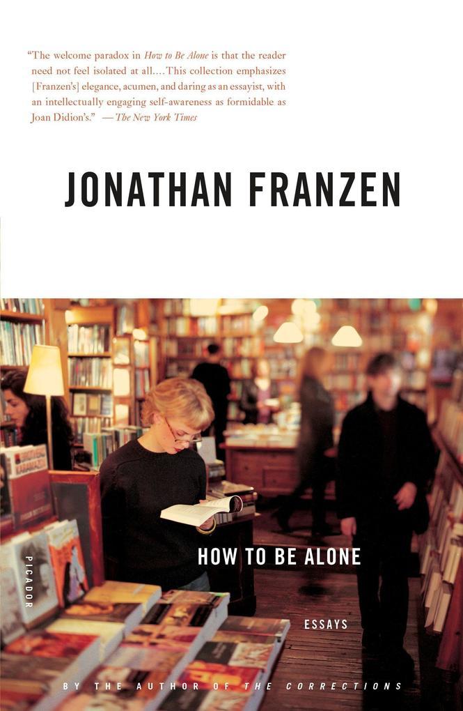 How to Be Alone als Taschenbuch