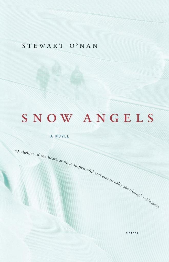 Snow Angels als Taschenbuch