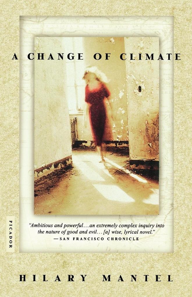 A Change of Climate als Taschenbuch