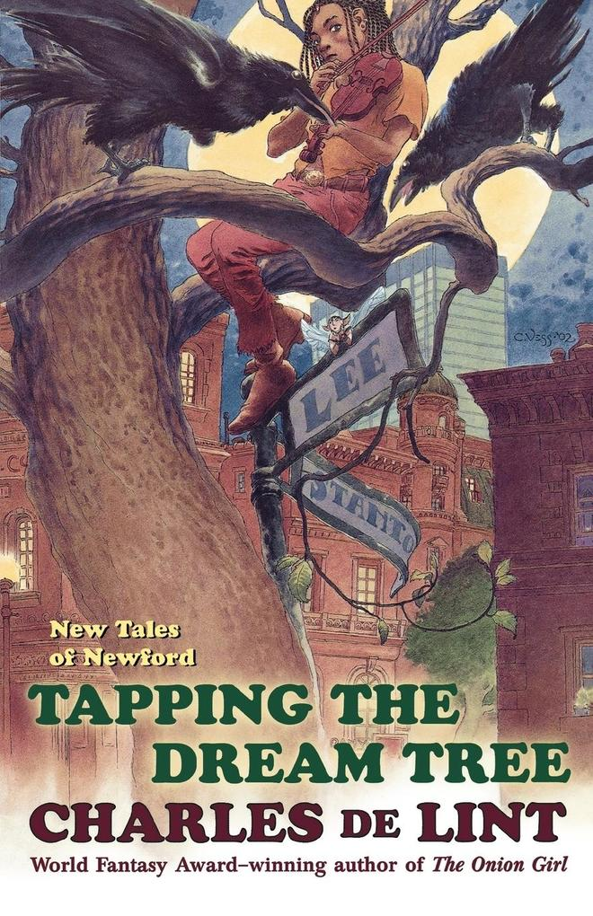 Tapping the Dream Tree als Taschenbuch