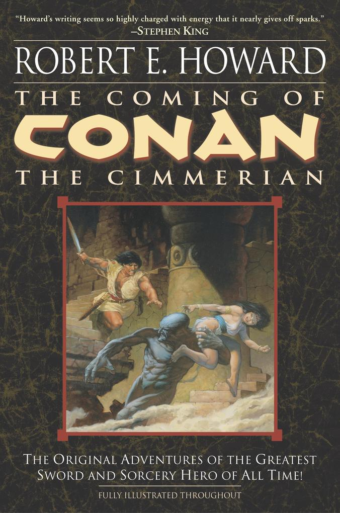 The Coming of Conan the Cimmerian: Book One als Taschenbuch
