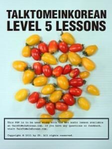 TalkToMeInKorean Level 5 lessons als eBook Down...