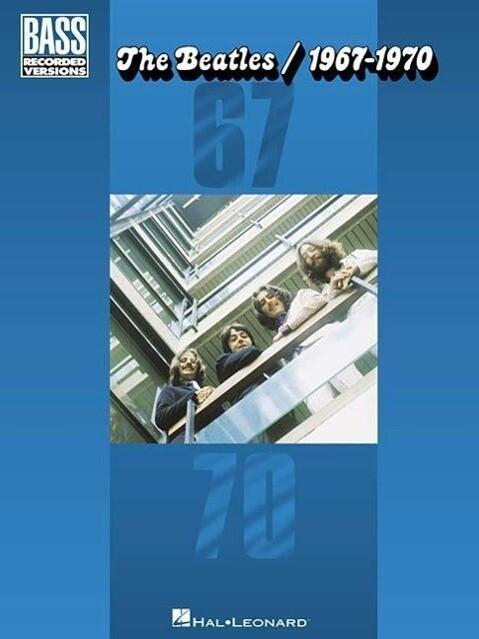 The Beatles/1967-1970 als Taschenbuch