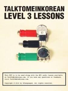 TalkToMeInKorean Level 3 Lessons als eBook Down...