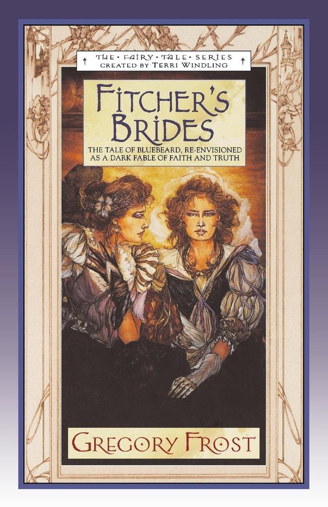 Fitcher's Brides als Taschenbuch