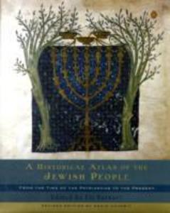 A Historical Atlas of the Jewish People als Taschenbuch