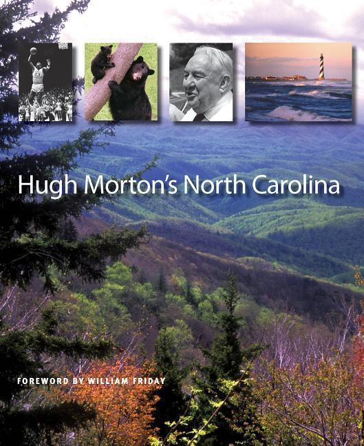 Hugh Morton's North Carolina als Buch