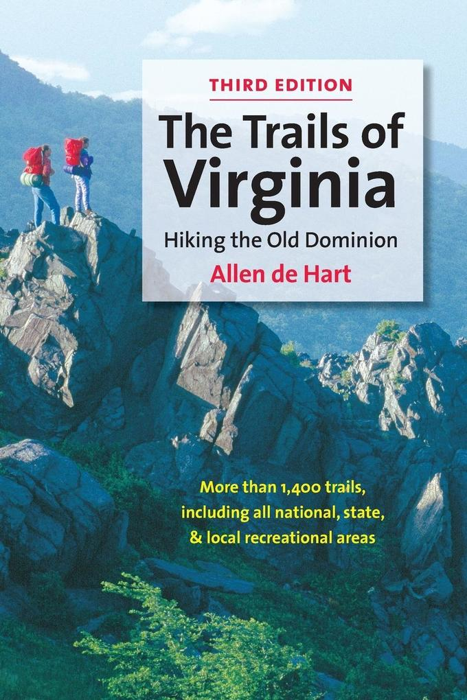 The Trails of Virginia als Taschenbuch