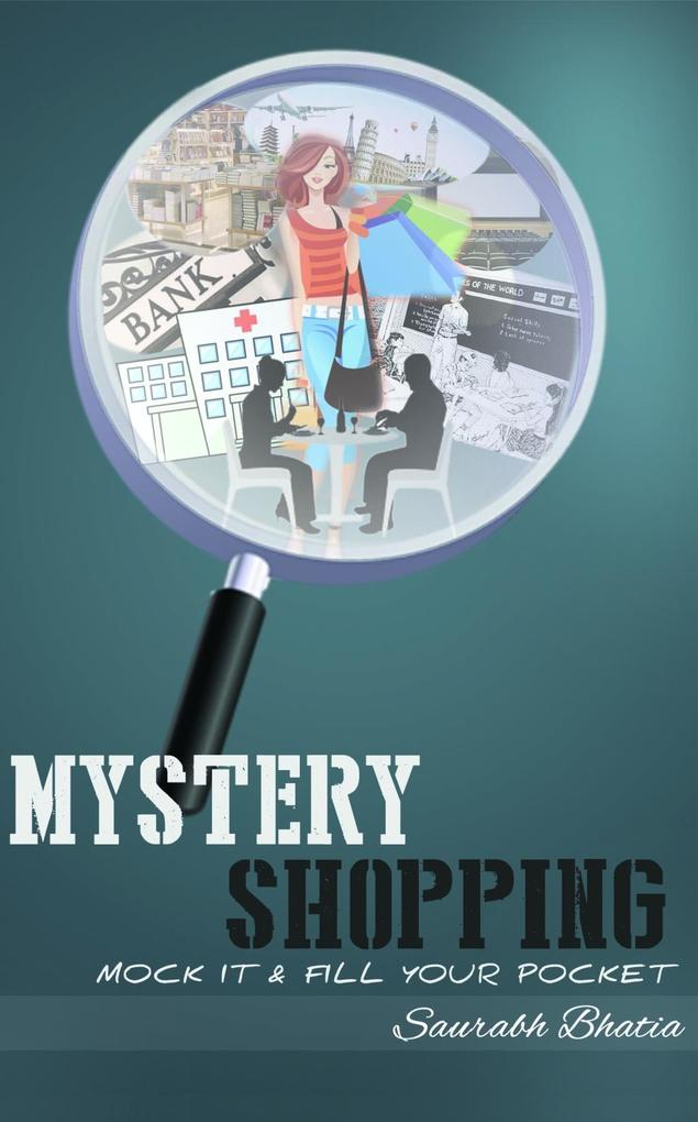 Mystery Shopping als eBook Download von Saurabh...