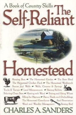 Self-Reliant Homestead als Taschenbuch