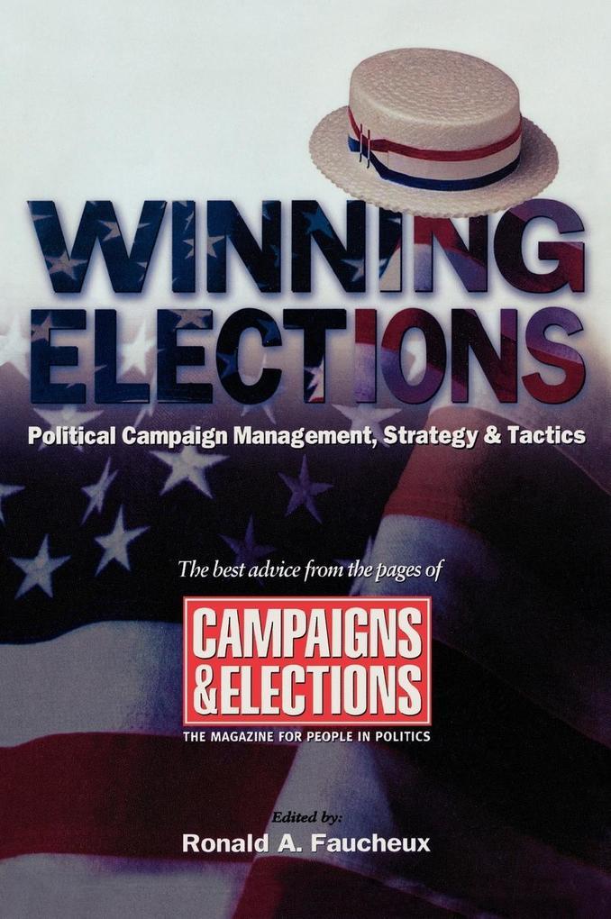 Winning Elections als Buch
