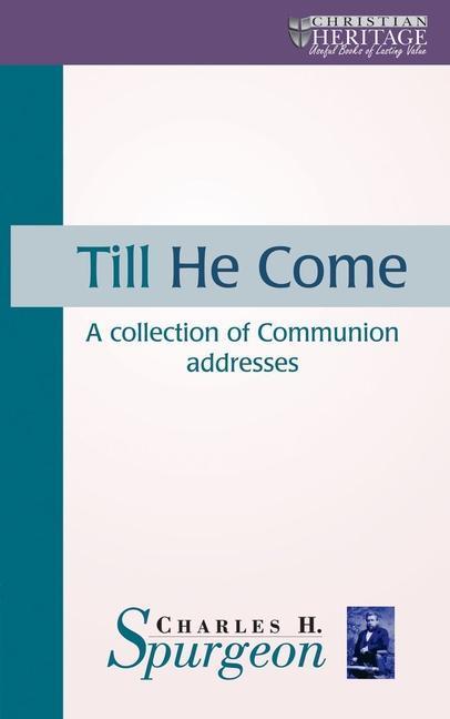 Till He Come als Buch