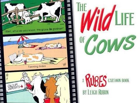 Wild Life of Cows als Taschenbuch