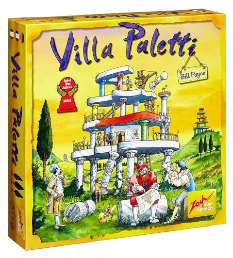 Villa Paletti als Spielwaren
