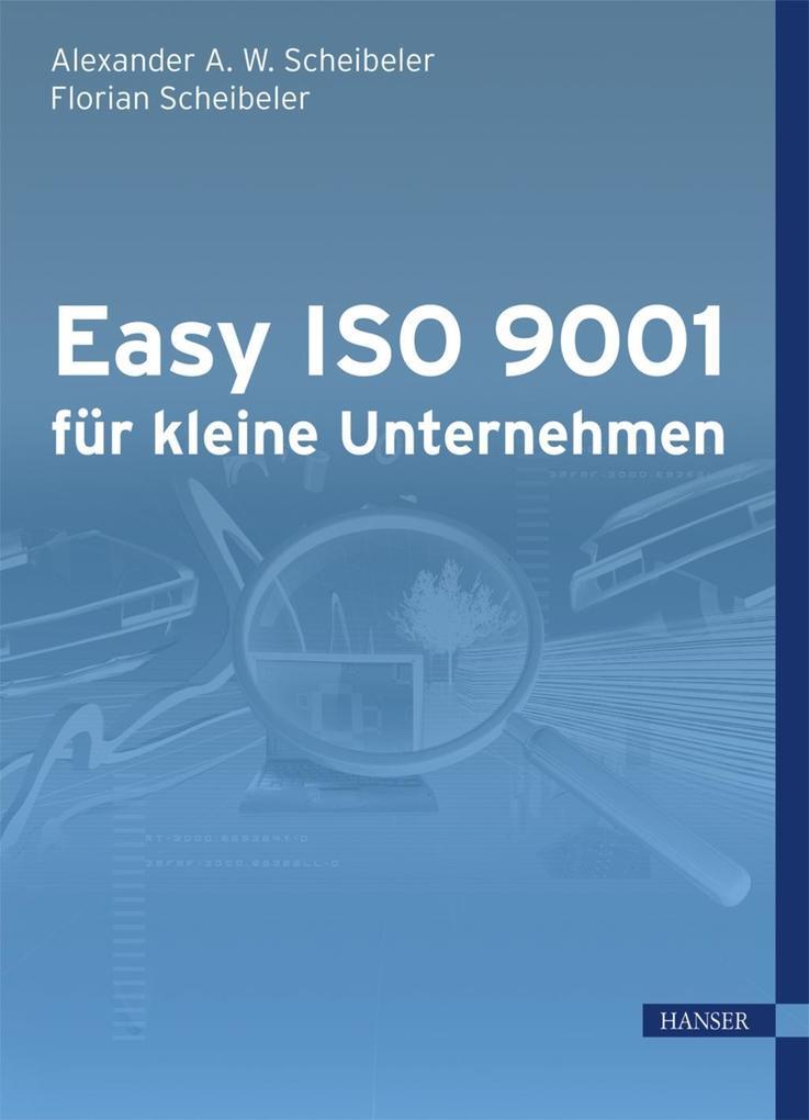 Easy ISO 9001 für kleine Unternehmen als eBook ...