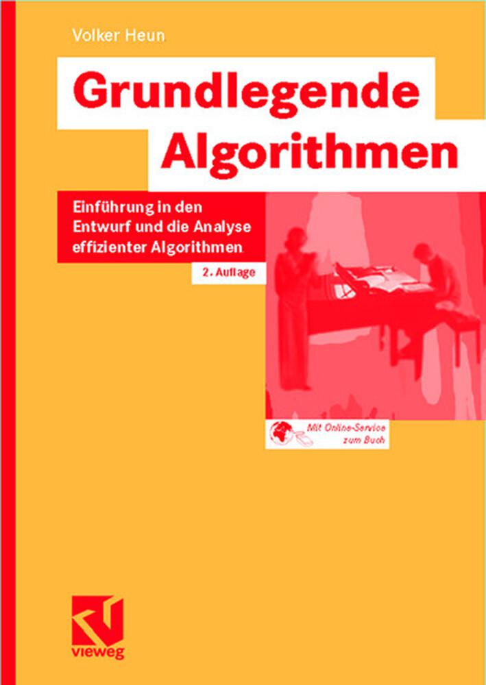 Grundlegende Algorithmen als Buch von Volker Heun