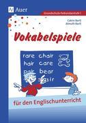 Vokabelspiele für den Englischunterricht in der Grund- und Hauptschule
