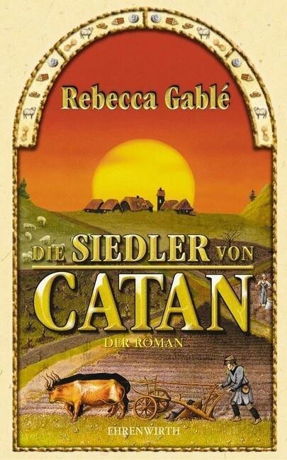 Die Siedler von Catan als Buch