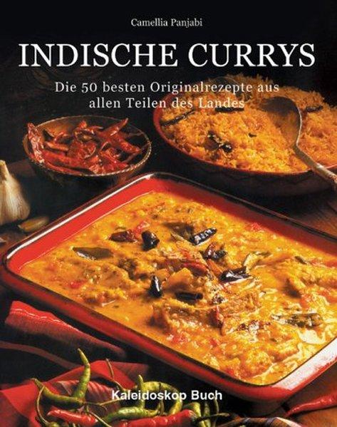 Indische Currys als Buch