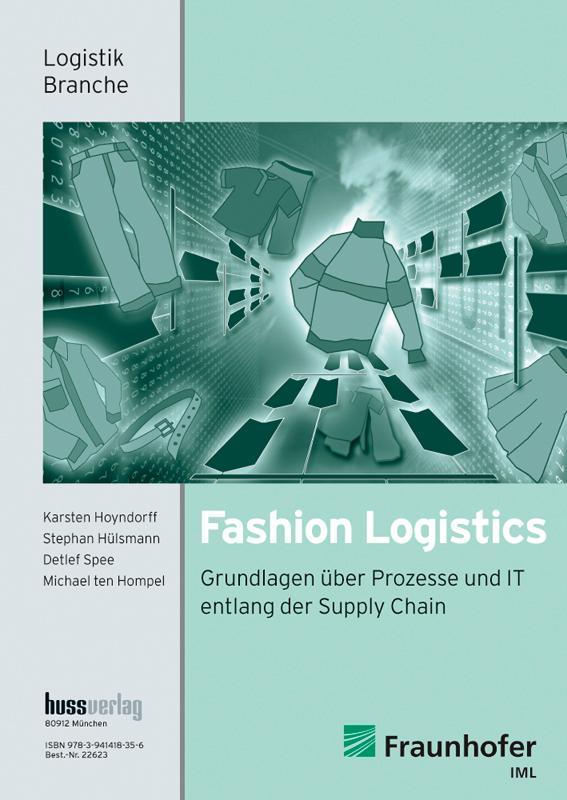 Fashion Logistics als eBook Download von Michae...