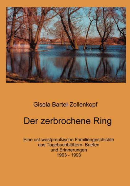 Der zerbrochene Ring als Buch (kartoniert)