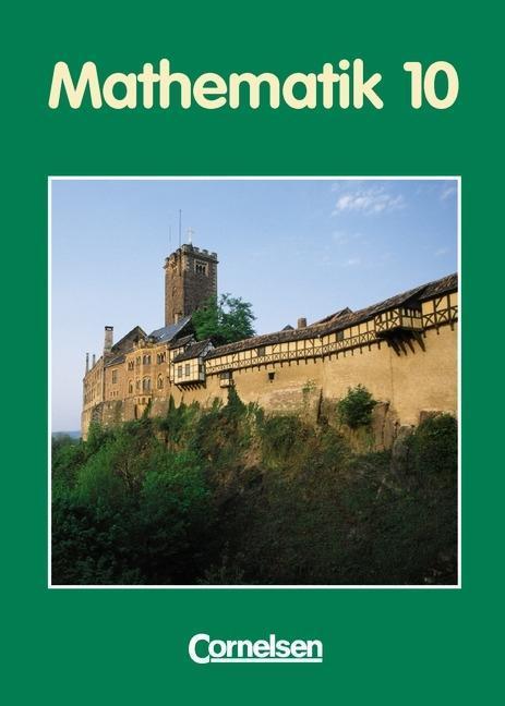 Mathematik 10. Schülerbuch. Thüringen als Buch
