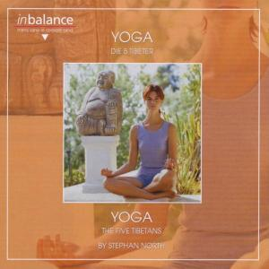 Yoga-Die 5 Tibeter als CD