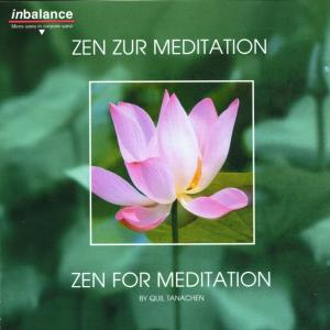 Zen Zur Meditaion als CD