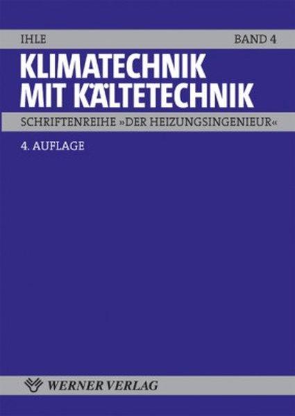 Klimatechnik mit Kältetechnik. 4 als Buch