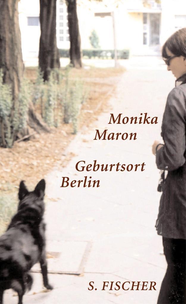 Geburtsort Berlin als Buch