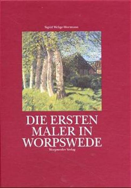 Die ersten Maler in Worpswede als Buch