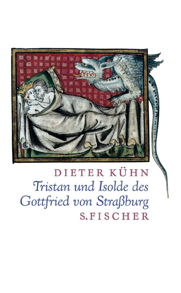 Tristan und Isolde des Gottfried von Straßburg als Buch