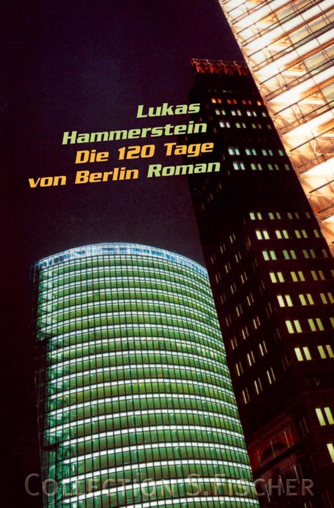Die 120 Tage von Berlin als Buch