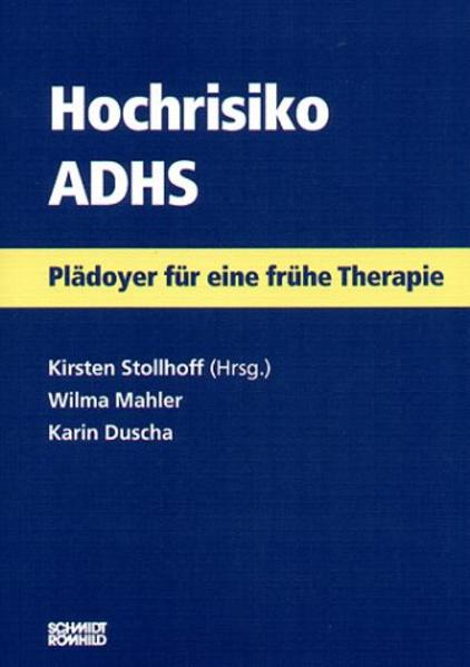Hochrisiko ADHS als Buch