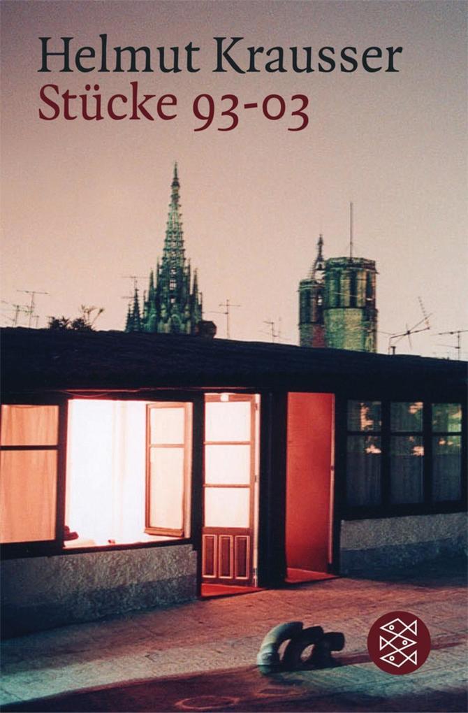 Stücke 93-03 als Taschenbuch