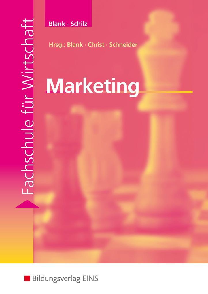 Marketing als Buch