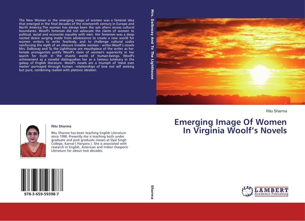 Emerging Image Of Women In Virginia Woolf´s Nov...