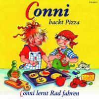 Conni backt Pizza / Conni lernt Rad fahren. CD als Hörbuch