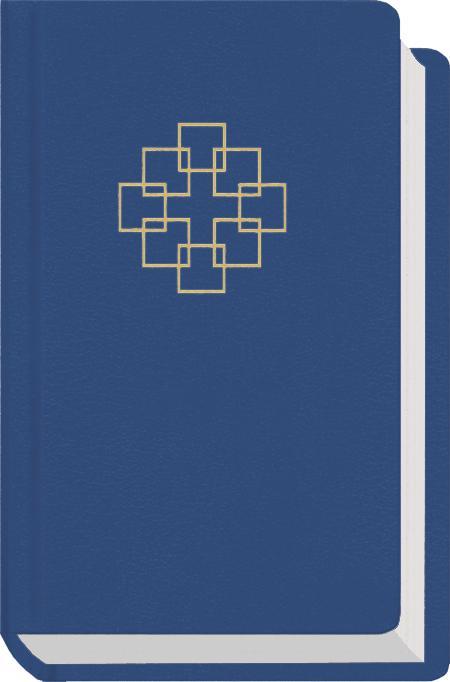 Evangelisches Gesangbuch für Hessen und Nassau. B Blau Einfache Ausgabe als Buch
