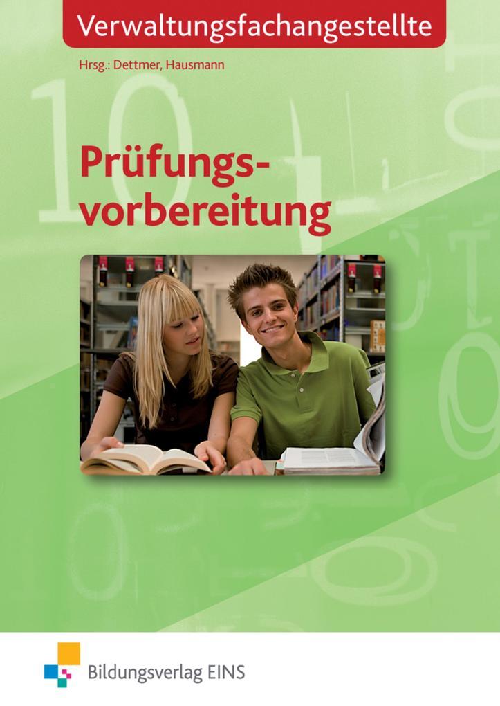 Prüfungsvorbereitung für Verwaltungsfachangestellte. Aufgabenband als Buch