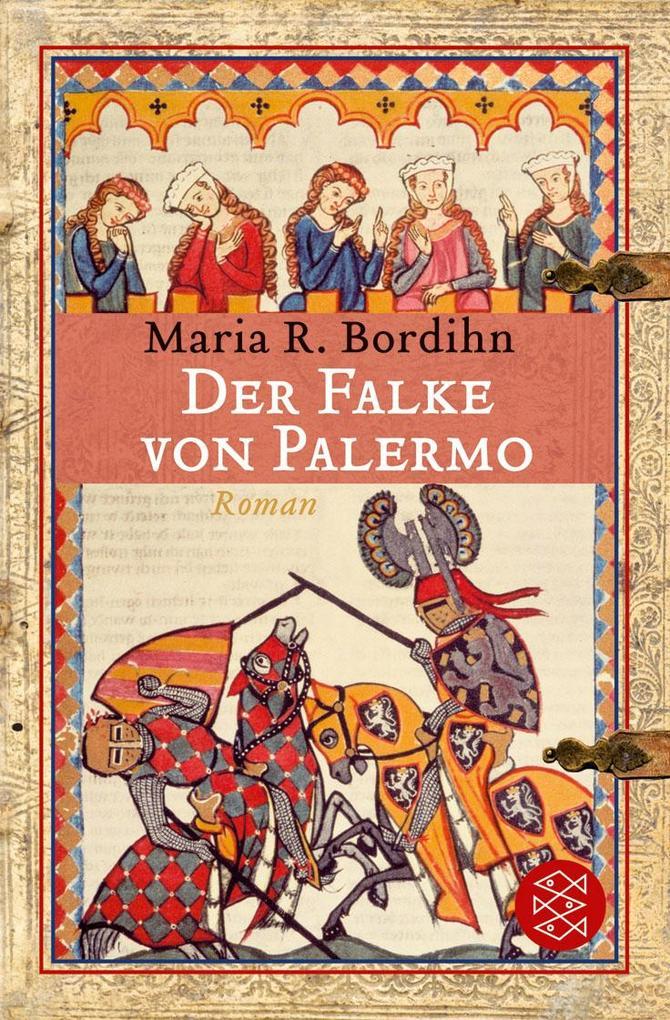 Der Falke von Palermo als Taschenbuch
