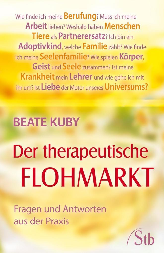 Der therapeutische Flohmarkt als eBook Download...