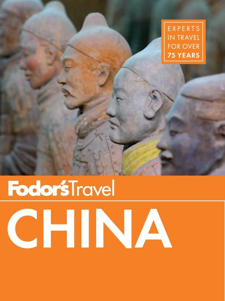 Fodor´s China als eBook Download von Fodor´S Tr...