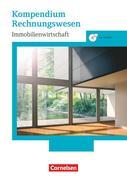 Immobilienwirtschaft. Kompendium Rechnungswesen. Schülerbuch mit CD-ROM